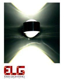 چراغ دکوراتیو دو جهته ذره بینی