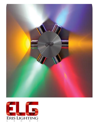 چراغ دکوراتیو شش طرفه استوانه ای