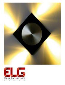 چراغ دکوراتیو مربعی چهار جهته