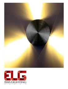 چراغ دکوراتیو مثلثی سه جهته