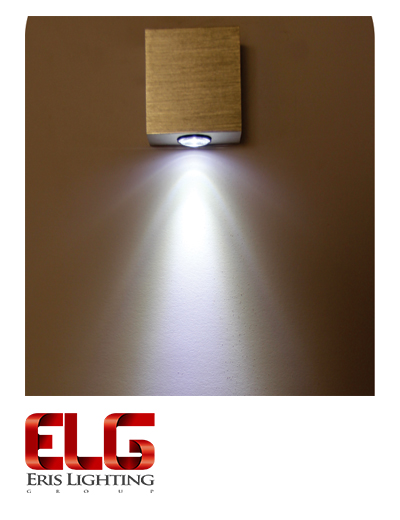 چراغ دکوراتیو مکعبی یک جهته