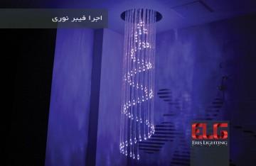 اجرای فیبر نوری (پروژه فیبر نوری آویز)