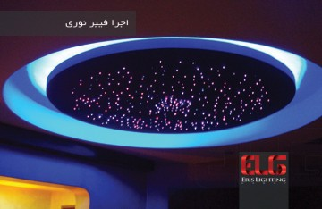 اجرای فیبر نوری (پروژه فیبر نوری سقف)