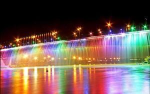 نورپردازی شهری جشنواره بین المللی نور
