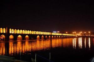نورپردازی مکان های تاریخی جشنواره بین المللی نور