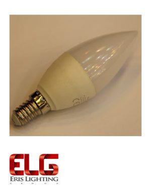 لامپ 5 وات اس ام دی لوستری مات