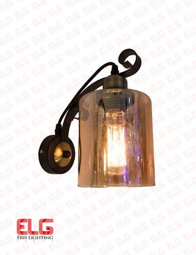 چراغ دیواری کلاسیک مدل 8067
