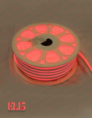 فلکس نئون 2835 نور قرمز 220 ولت