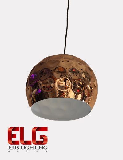 چراغ آویز سقفی آلومینیوم مدل 1534-D25