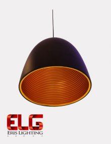 چراغ آویز سقفی آلومینیوم مدل 6604