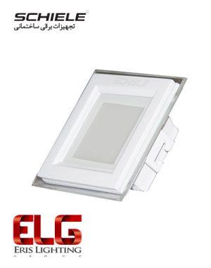 پنل مربعی SMD دور شیشهای شیله