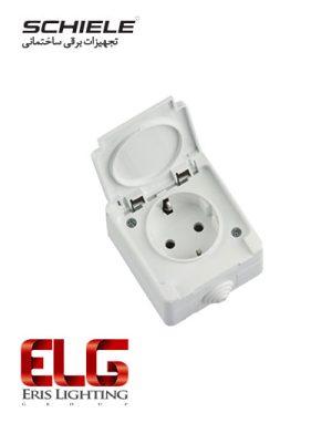 کلید و پریز ضد آب شیله مدل Gunsan (گونسان)