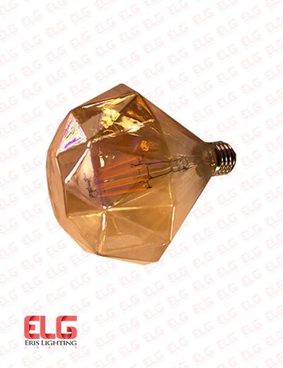 لامپ فیلامنتی شیشه شامپاینی 8 وات