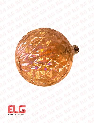 لامپ فیلامنت شیشه شامپاینی 8 وات