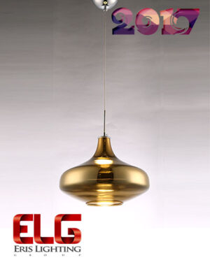 چراغ آویز جدید مدل EL-141884GD
