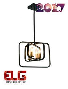 چراغ آویز سقفی مدل EL-160425-4