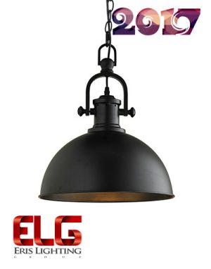 چراغ آویز سقفی مدل EL-1733-GB