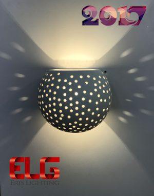 چراغ دکوراتیو لامپ خور EL-Q059