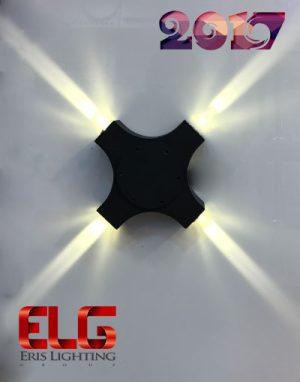 چراغ دکوراتیو 4 وات مدل EL-Q071