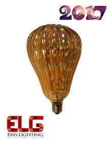لامپ فیلامنتی 10w شیشه شامپاینی