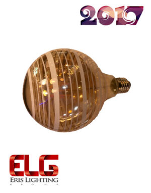 لامپ فیلامنتی جدید 8 وات شیشه شامپاینی