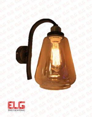 چراغ دیواری شیشه ای جدید مدل 8057