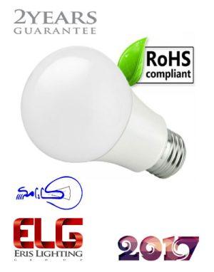 لامپ حبابی کارامکس 9 وات