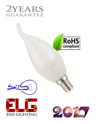 لامپ اشکی کارامکس 6 وات LED