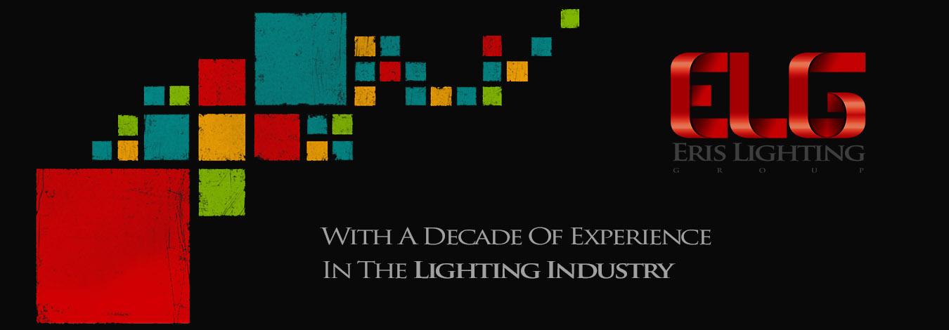 اریس لایتینگ، عرضه لوازم روشنایی و نور پردازی