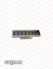 وال واشر LED ضد آب 7 وات 20 سانتیمتر