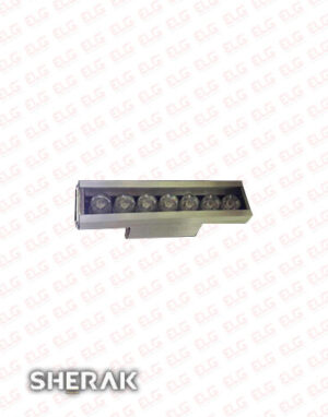 وال واشر LED شراک 7 وات 20 سانتیمتر