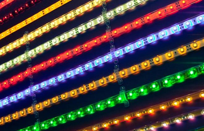 نورپردازی نما ساختمان با ریسه