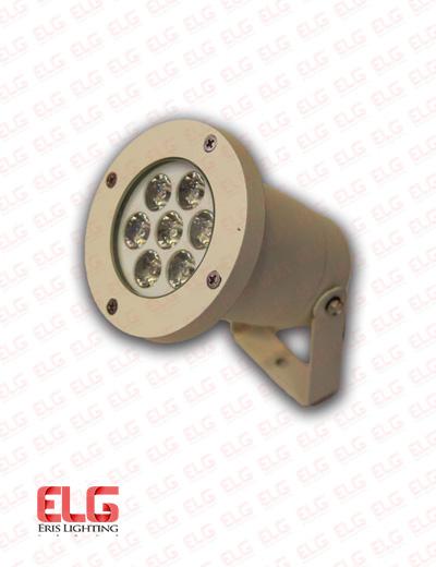 چراغ نما برد بالا 7 وات قابل سفارش زاویه نور