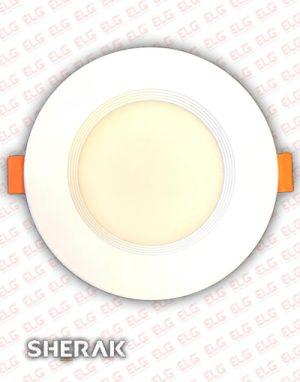 قیمت لامپ توکار سقفی شراک