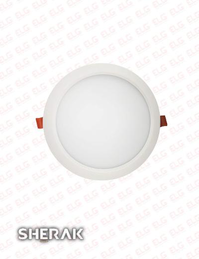 قیمت لامپ اس ام دی سقفی توکار