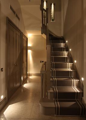 نورپردازی پله دوبلکس