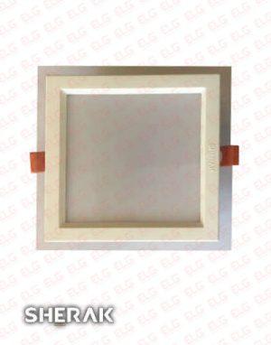 پنل دور شیشه 12 وات شراک