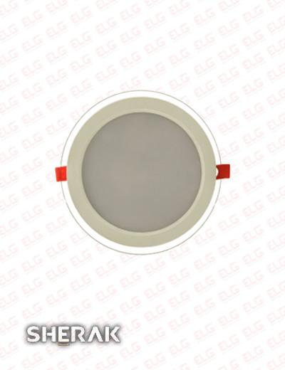 پنل دور شیشه ای SMD شراک بک لایت 9 وات