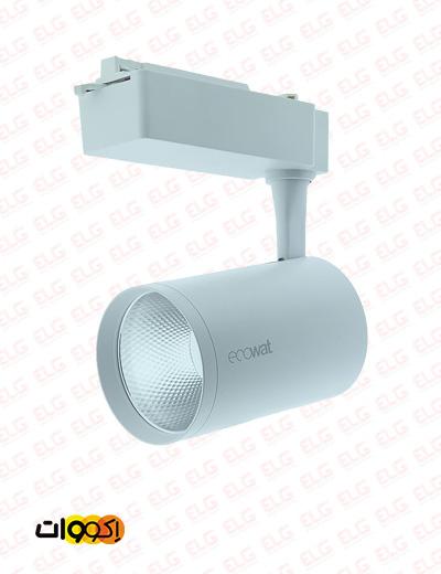 چراغ ریلی 35 وات COB LED اکووات