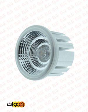 لامپ 25 وات AR111 اکووات سی او بی