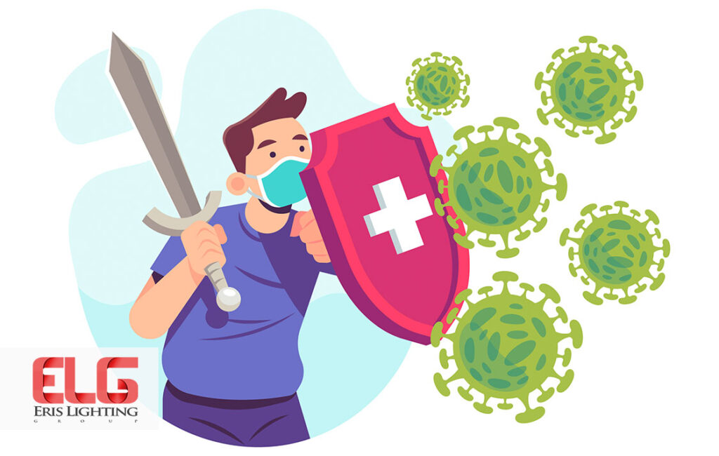 راه های افزایش سیستم ایمنی بدن برای مقابله با کرونا