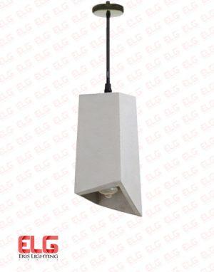 چراغ آویز بتنی M11055