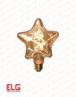 لامپ ادیسونی ستاره ای فیلامنت 4 وات