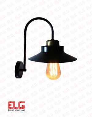 چراغ دیواری فلزی مدل D1159