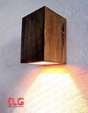 چراغ دکوراتیو چوبی 70 W