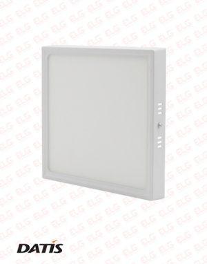 پنل LED روکار مربعی 15 وات داتیس مدل ویتا