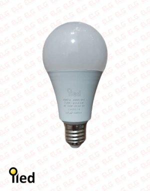 لامپ ال ای دی 15 وات حبابی آیلد