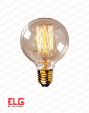 لامپ ادیسونی 40 وات مدل G80