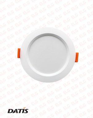 چراغ پنلی SMD توکار گرد 6 وات داتیس مدل lumia