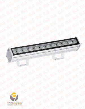 وال واشر LED نما 12 وات 33 سانتی یزد نور